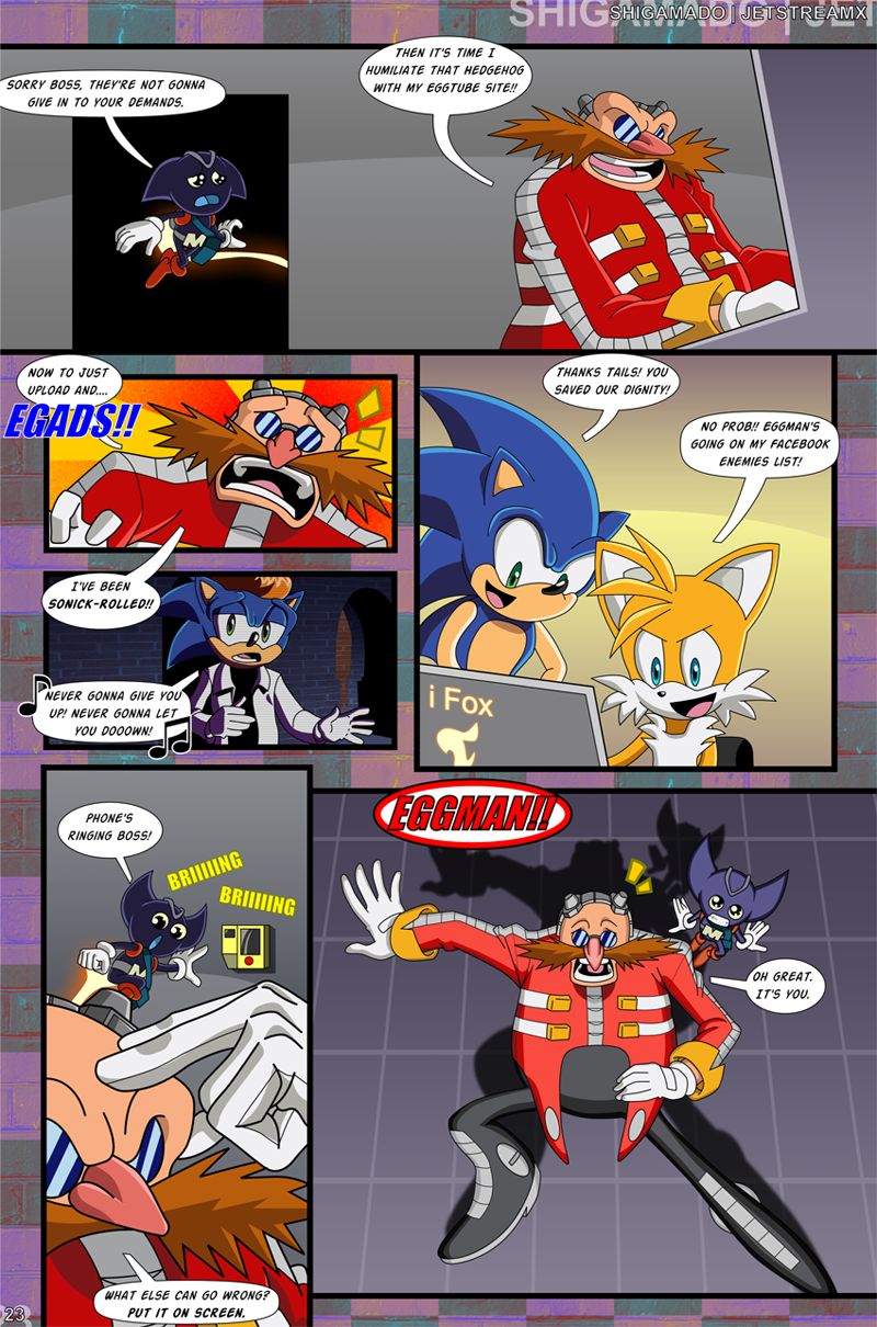 "Page 23 ""For the LOLZ"""